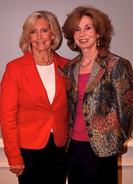 Lilly Ledbetter and Ann Breen-Greco