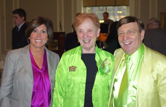 Hon. Mary Schostok, Judge Murphy, Hon. Martin Moltz