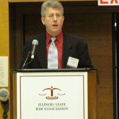 ISBA Secretary Carl Draper