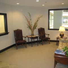 Bellows' 8th floor lobby