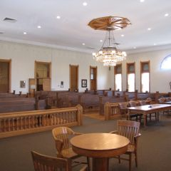 Another courtroom view