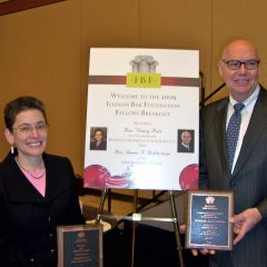 Illinois Bar Foundation Fellows breakfast photo gallery