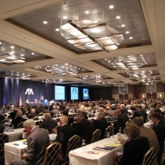 Illinois delegation/ABA House of Delegates photo gallery