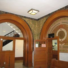 First floor of Kane County Courthouse