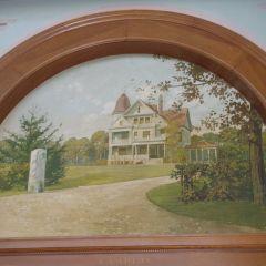 Campton mural