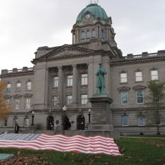 The Kankakee County Courthouse recently celebrated its 100th anniversary at 450 E. Court in Kankakee.