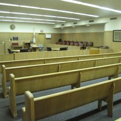 Largest courtroom