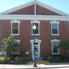 The Lincoln Courtroom Museum