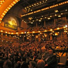 428 new lawyers were admitted at the Auditorium Theatre in Chicago