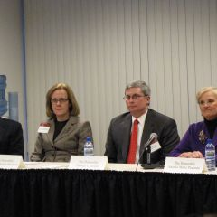 Appellate Court candidate forum photo gallery