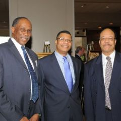 Hon. Leonard Murray, Hon. Nathaniel Howse, Hon. David Atkins