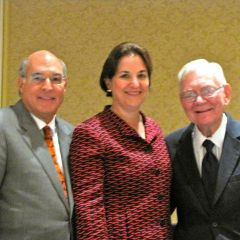 Retirement luncheon honoring Chief Justice Fitzgerald photo gallery