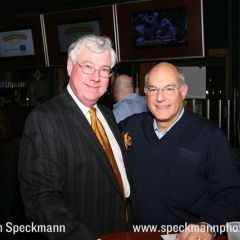 IBF President George Mahoney and ISBA President Hassakis