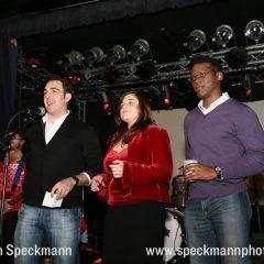 YLD Council members (from left) Chris Niro, Anna Krolikowska and Jean Kenol