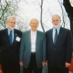 Allerton Conference Co-Coordinators Bob Park, Judge Allen Goldberg, and Prof. Jeff Parness