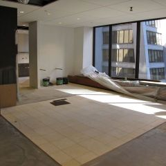 CRO renovation enters home stretch
