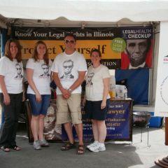 ISBA at the 2011 Illinois State Fair