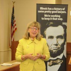 ISBA 2nd Vice President Paula H. Holderman