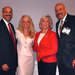 Pierre Priestley, Justice of the Chicago Alumni Chapter of Phi Alpha Delta Law Fraternity,  Michele Jochner, Lilly Ledbetter, Hon. William Hooks