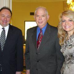 Hon. Michael Hyman, Hon. Warren D. Wolfson, Michele Jochner