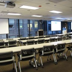CLE classroom