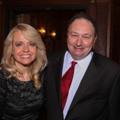 Michele Jochner and Hon. Michael B. Hyman of the Circuit Court of Cook County.