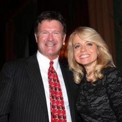 Michele Jochner with ISBA Past President Timothy Bertschy