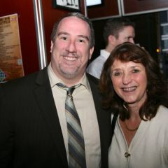 PILI Executive Director Michael Bergmann and ISBA Director of Bar Services Janet Sosin