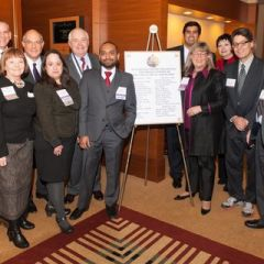 Midyear Meeting 2013 Law School Alumni and Diversity Leadership Council receptions