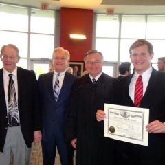 5th District Admission Ceremony, May 2014