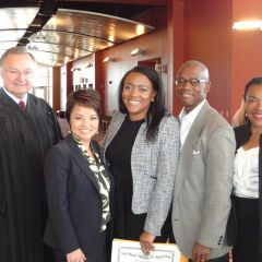 5th District Admission Ceremony, May 2016