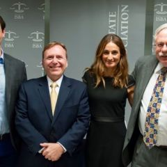 Health Care Law Section and Young Lawyers host Professional Development Lunch