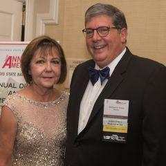Richard Felice and his wife