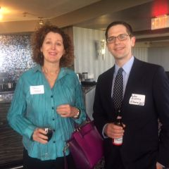Carolyn Grosboll, Clerk of the Illinois Supreme Court and Andrew Armstrong, Chief, Environmental Bureau South, Illinois Attorney General's Office