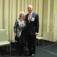 Lori Levin and Michael Reagan