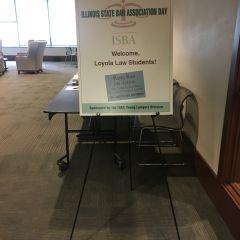 ISBA Day at Loyola University Chicago School of Law