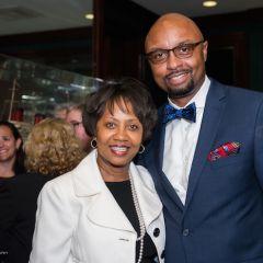 ISBA/IBF President's Reception Honoring Vincent F. Cornelius