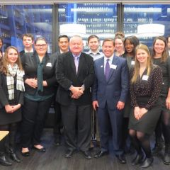 YLD Hosts ISBA Day