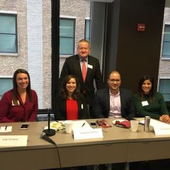 Young Lawyers Division Lunch & Learn: Solo & Small Firm Experience