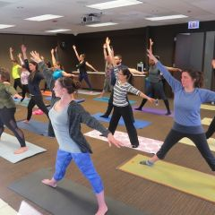 YLD Yoga & Brunch