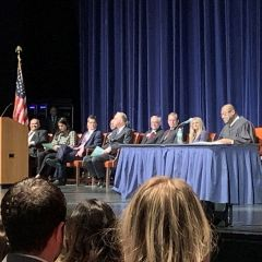 1st District Admission Ceremony, November 2018