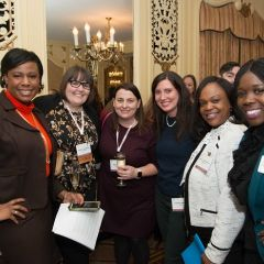 2018 Joint Midyear Meeting Diversity Leadership Reception