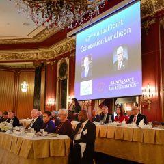 2018 Joint Midyear Meeting IJA/ISBA Luncheon