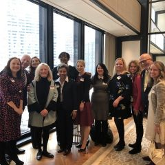 Women and the Law Afternoon Tea 2019