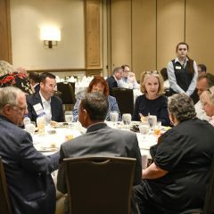 2019 Annual Meeting Networking Luncheon