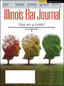 December 2018 Illinois Bar Journal Cover Image