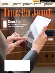 January 2019 Illinois Bar Journal Cover Image