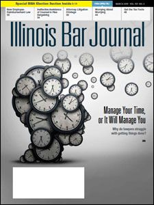 March 2019 Illinois Bar Journal Cover Image