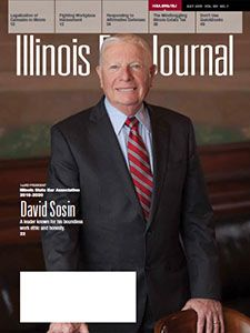 July 2019 Illinois Bar Journal Cover Image