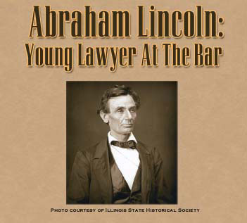 Young Lawyer at the Bar